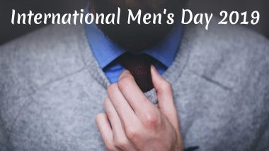 International Men's Day 2019 Date: Theme, History And Objectives of The Day That Promotes Male Well-Being